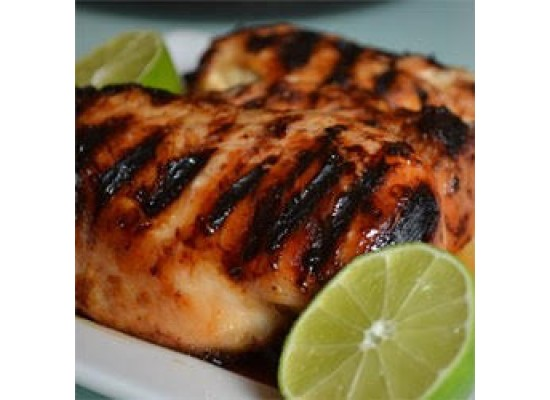 Succulent Grilled Chicken