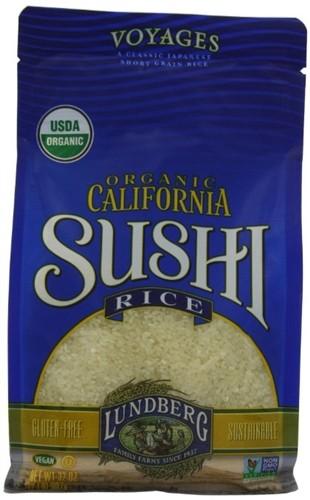 Lundberg Organic Sushi Rice