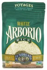 Lundberg California White Arborio Rice