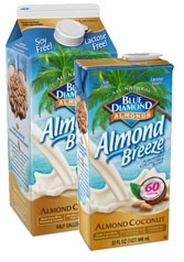 Almond Breeze Almond Coconut Blend, Original