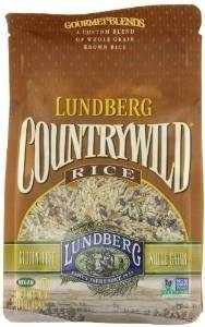 Lundberg Countrywild, Gourmet Rice Blend