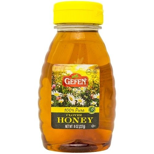 Gefen Honey, 8 Oz Jar (Case of 12)