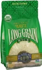 Lundberg Organic Long Grain White Rice