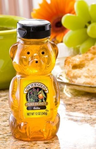 Dutch Gold Honey, Golden Bear