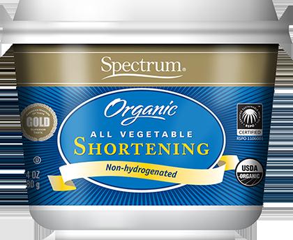 All Natural Vegetable Shortening