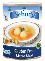 Yehudah Gluten Free Matzo Meal (Case of 12)