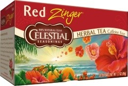 Red Zinger Herbal Tea