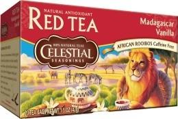 Madagascar Vanilla Roobios Red Tea