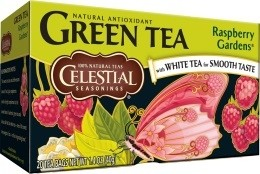 Raspberry Gardens Green Tea