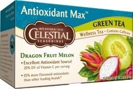 Antioxidant Max Green Tea Dragon Fruit Melon