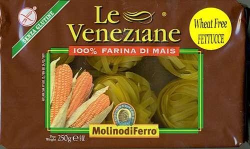 Le Veneziane Corn Pasta Fettuce