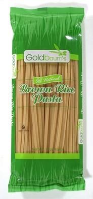Goldbaum's Gluten Free Brown Rice Pasta, Fettuccine