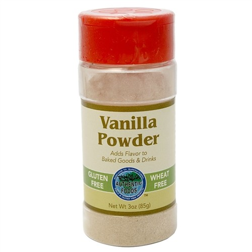 Authentic Foods Vanilla Powder