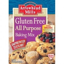 Arrowhead Mills Gluten Free All Purpose Baking Mix