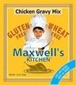 Maxwell's Kitchen Gluten Free Chicken Gravy Mix