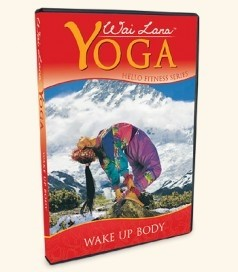 Wai Lana Yoga Hello Fitness Series, Wake up Body
