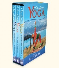 Wai Lana Yoga Easy Series Tripack