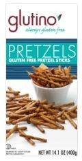 Gluten Free Family Bag Pretzel Sticks