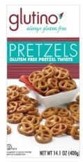 Gluten Free Family Bag Pretzel Twists