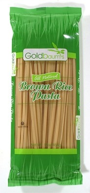 Goldbaum's Brown Rice Fettuccine Pasta