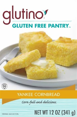 Gluten Free Pantry Yankee Cornbread and Muffin Mix