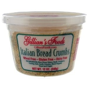 Gillian's Gluten Free Italian Bread Crumbs