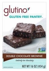 Gluten Free Pantry Double Chocolate Brownie Mix (6 Pack)