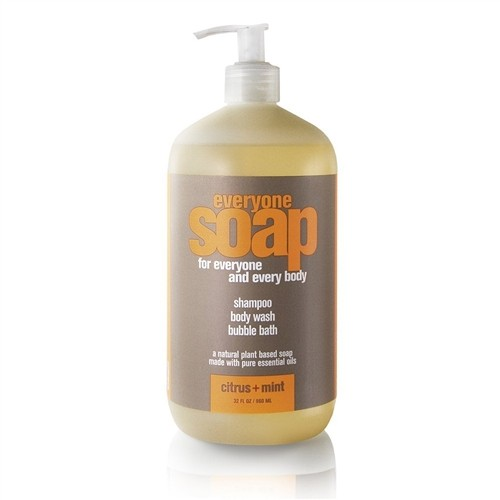 EO® EveryOne 3-in-1 Liquid Soap, Citrus and Mint - 32 fl oz