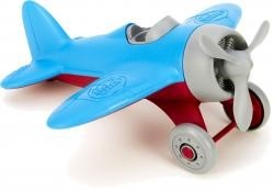 Green Toys Airplane, Blue