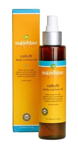 Mambino Organics Cellufit Body Contour Oil - 5 fl oz