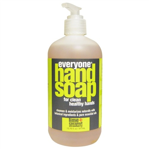 EO® Everyone Hand Soap, Lime and Coconut with Strawberry - 12.75 oz