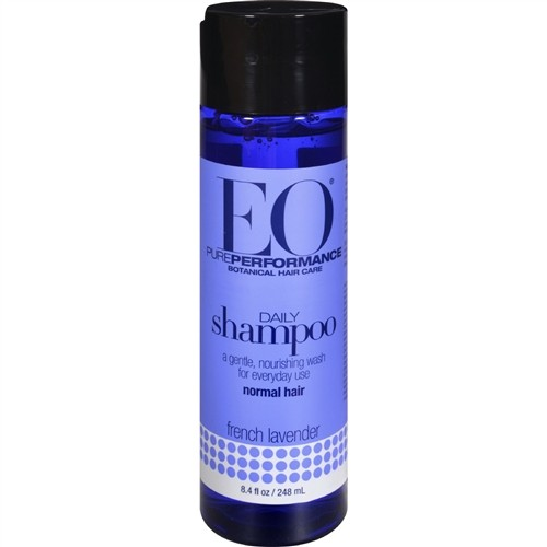 EO® Hair Daily Shampoo, French Lavender, 8 fl oz