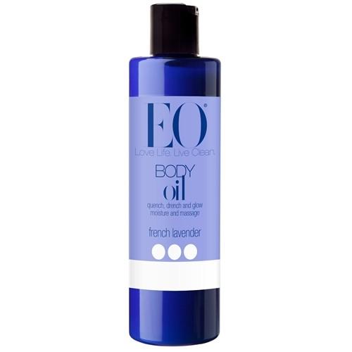 EO® Body Oil, French Lavender, 8 fl oz