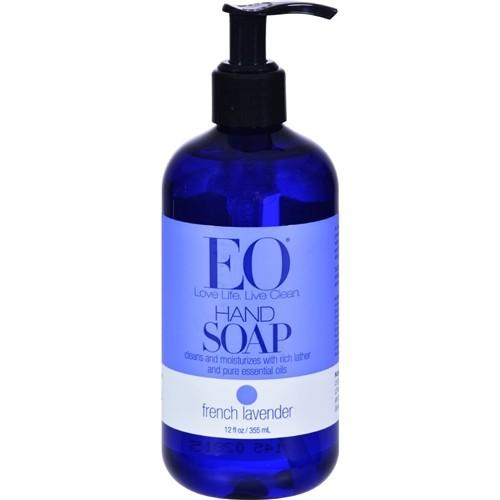 EO® Liquid Hand Soap, French Lavender - 12 Oz