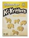 Graham Style KinniKritter Animal Cookies