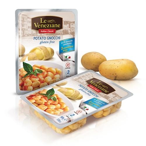 Le Veneziane Gluten Free Potato Gnocchi (Case of 11)