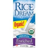 Rice Dream Enriched, Original, 32 Oz