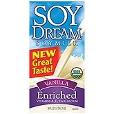Soy Dream Enriched, Vanilla, 64 Oz