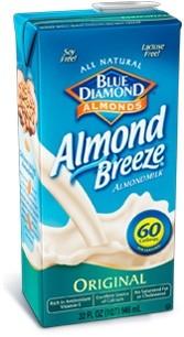 Almond Breeze, Original, 64 Oz