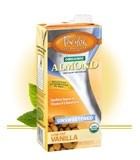 Pacific Foods Organic Almond Milk, Vanilla Unsweetened