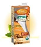 Pacific Foods Organic Almond Milk, Vanilla