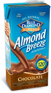 Almond Breeze, Chocolate, 32 Oz