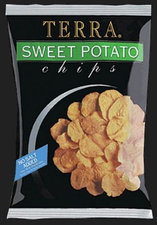 Terra Chips, Plain Sweet Potato