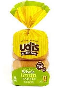 Udi's Whole Grain Bagels