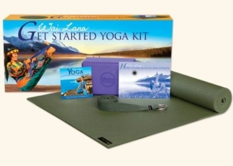 Wai Lana, Get Started Yoga Kit