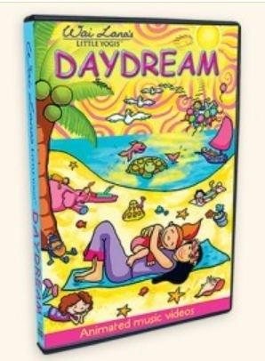 Wai Lana Little Yogis, Daydream DVD