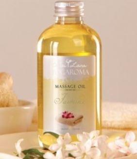 Wai Lana Yogaroma, Massage Oil, Jasmine