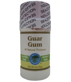 Authentic Foods Guar Gum, 2.5 Ounce