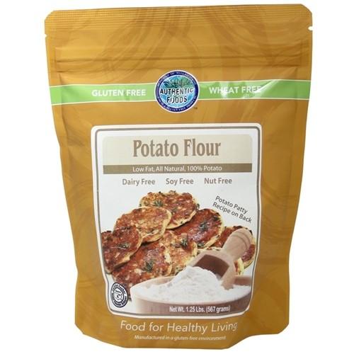Authentic Foods Potato Flour - 1.25 lb
