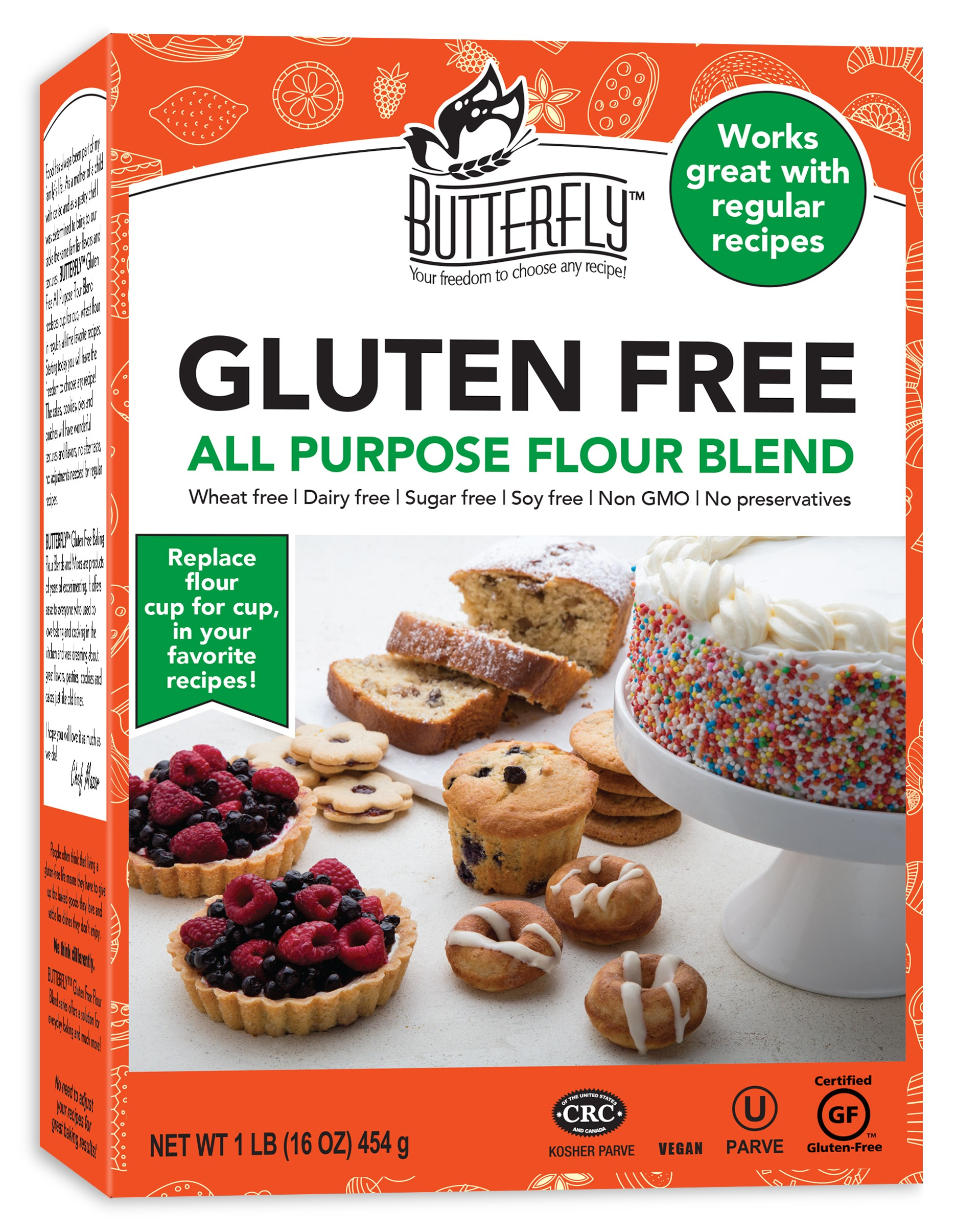 Order Butterfly™ Gluten Free All Purpose flour at
